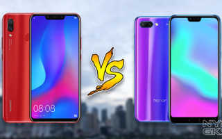 Honor 10 vs Huawei Nova 3 – что лучше?